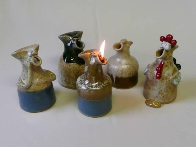 Diffuser Oil Lamps